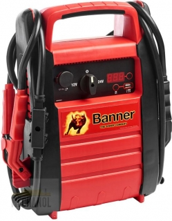 Banner Booster Power PB 12V/24V Start