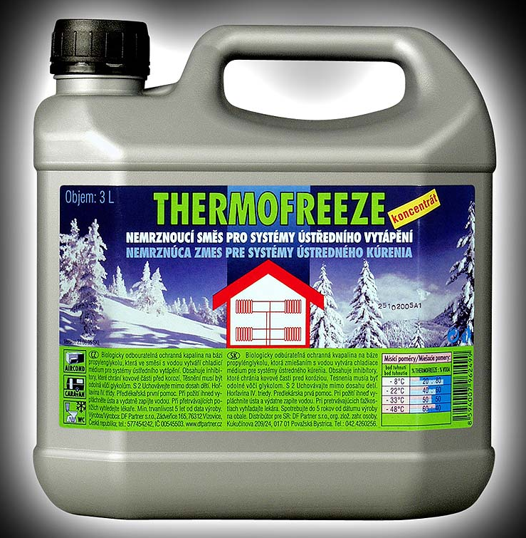 Thermofreeze - 3L DF Partner