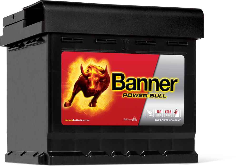Autobaterie Banner Power Bull P44 09, 44Ah, 12V 420A