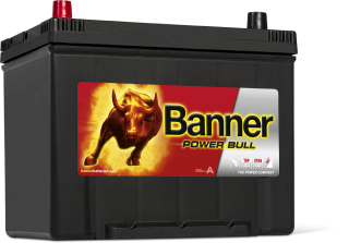 Autobaterie Banner Power Bull P70 24, 70Ah, 12V 600A