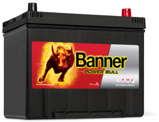 Autobaterie Banner Power Bull P70 29, 70Ah, 12V 600A
