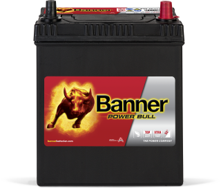 Autobaterie Banner Power Bull P40 26, 40Ah, 12V 300A