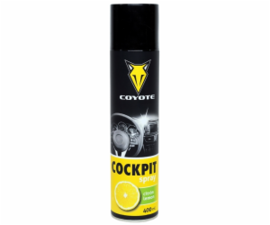 Coyote Cockpit spray Citron 400ml
