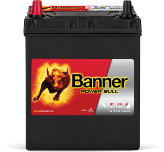 Autobaterie Banner Power Bull P40 27, 40Ah, 12V 300A