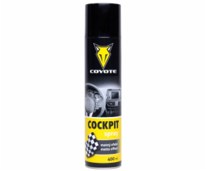 Coyote Cockpit spray Matný efekt 400ml