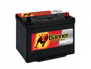 Autobaterie Banner Power Bull P80 09, 80Ah, 12V 640A