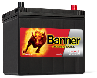 Autobaterie Banner Power Bull P60 68, 60Ah, 12V 480A